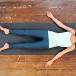 Savasana to Tighten Your Core